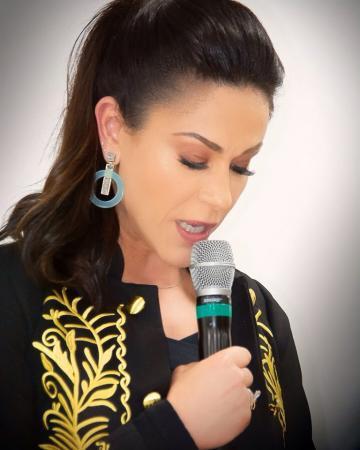 Nadja Haddad é nomeada membro da ACLASP