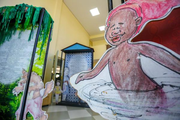 Exposição sobre Monteiro Lobato é realizada em Itapevi
