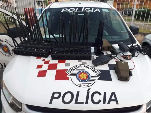 Polícia apreende carga de eletrônicos avaliada em mais de R$ 5 milhões em Cajamar