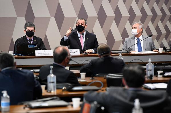 Senado instala CPI da Covid para investigar o governo; Mandetta deve ser ouvido na próxima terça