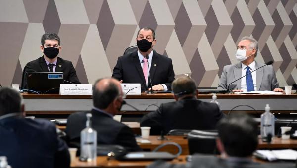 CPI aprova convocação de ex-ministros da Saúde, Queiroga e presidente da Anvisa