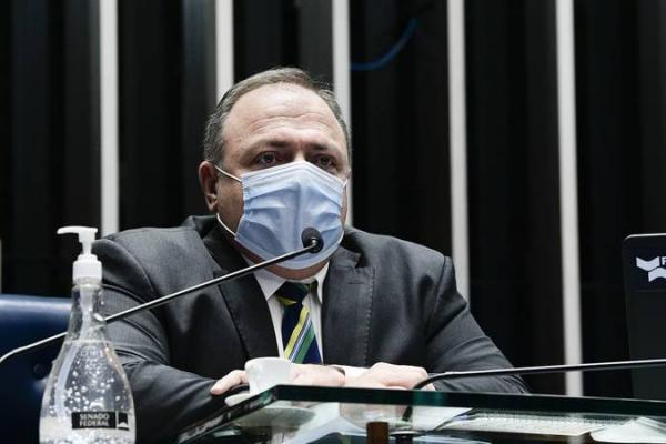 Pazuello informa que não irá à CPI da Covid na quarta-feira