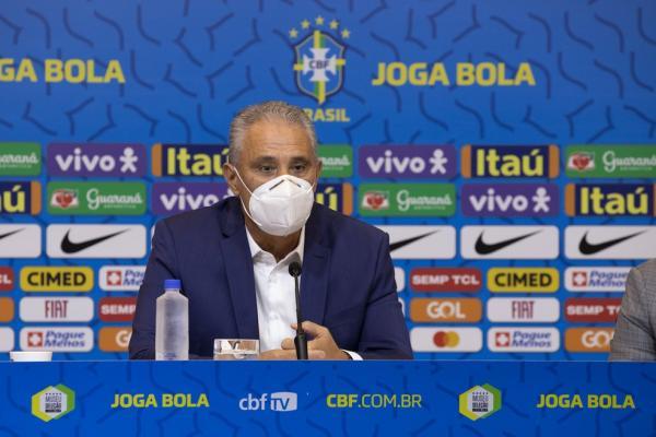Tite convoca a Seleção para jogos contra o Paraguai e Equador