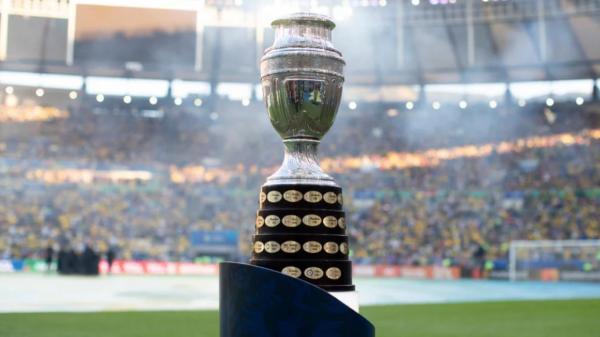 Conmebol anuncia Brasil como sede da Copa América