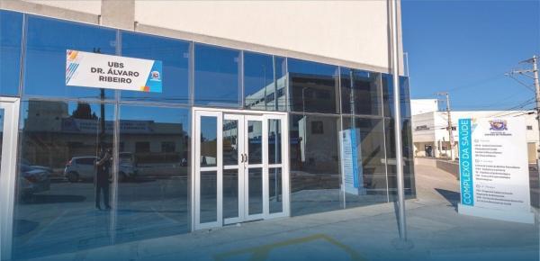 UBS Dr. Álvaro Ribeiro passa a funcionar em novo endereço a partir desta segunda-feira (07)