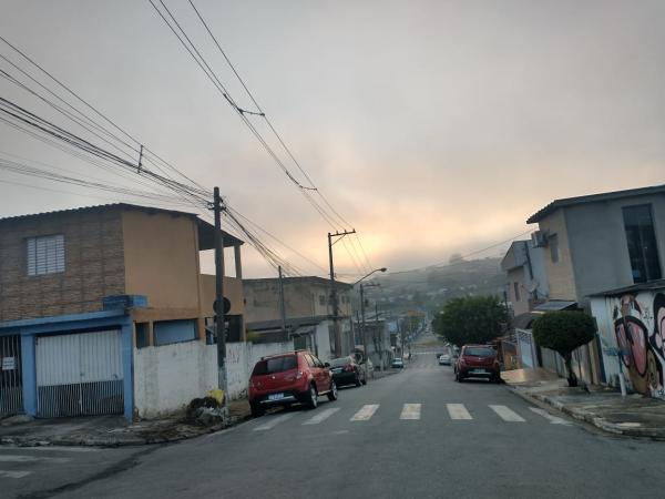 Frente fria deve mudar o tempo em Cajamar nesta quinta-feira