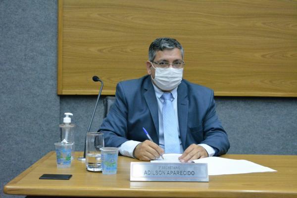 Adilson requer esclarecimentos quanto regularização fundiária em Cajamar