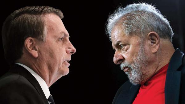 Lula tem 49% das intenções de voto e Bolsonaro, 23%, aponta pesquisa Ipec