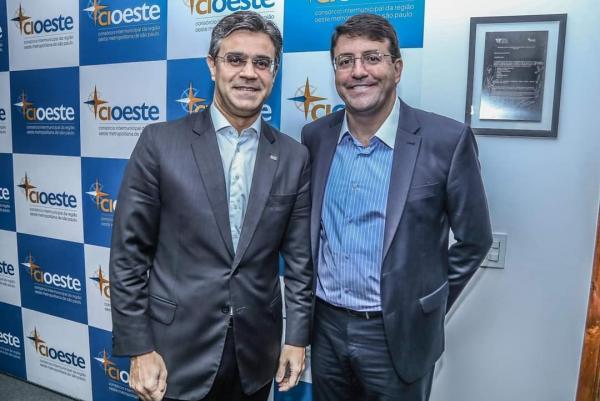 Elvis Cezar está empatado tecnicamente com Rodrigo Garcia para ser o candidato do PSDB ao Governo do Estado