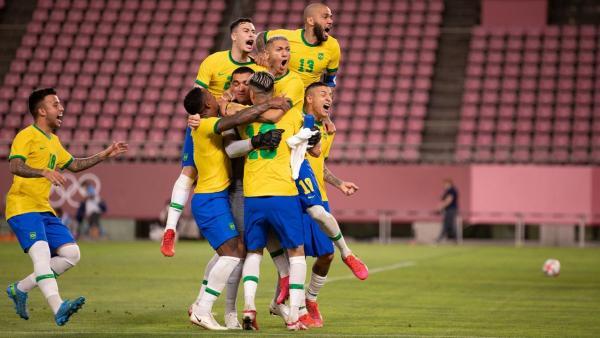 Brasil enfrentará a Espanha na final dos Jogos Olímpicos de Tóquio