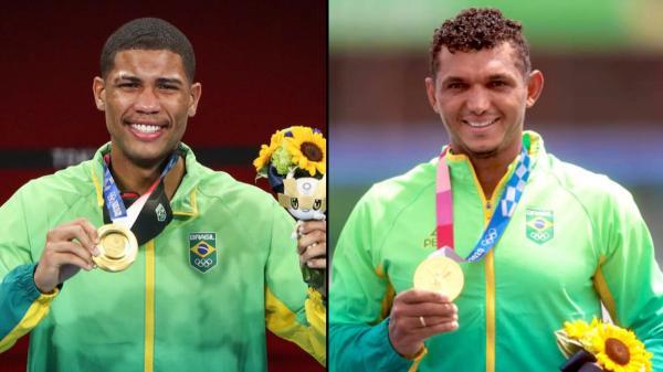 Olimpíada: Brasil conquista ouro na canoagem e no boxe