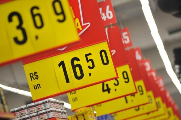 Inflação na Grande SP em julho fica acima da média nacional, segundo IBGE