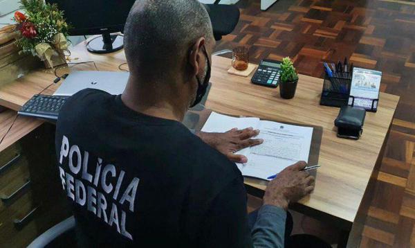 PF faz operação contra associação criminosa na sede da OAB em SP