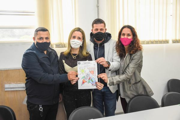 Olimpíadas Escolares de Cajamar 2021 ganha mascote