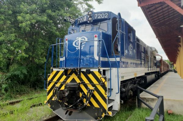 Passeio turístico de trem Expresso Vale das Frutas será inaugurado com várias atrações em Louveira