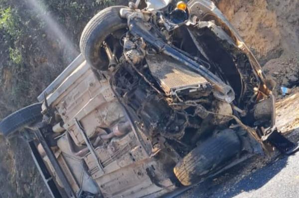 Motorista fica ferido após perder controle de veículo na Via Anhanguera em Cajamar