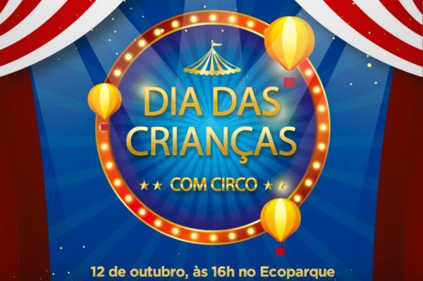 Programação de Dia das Crianças contará com show circense em Caieiras
