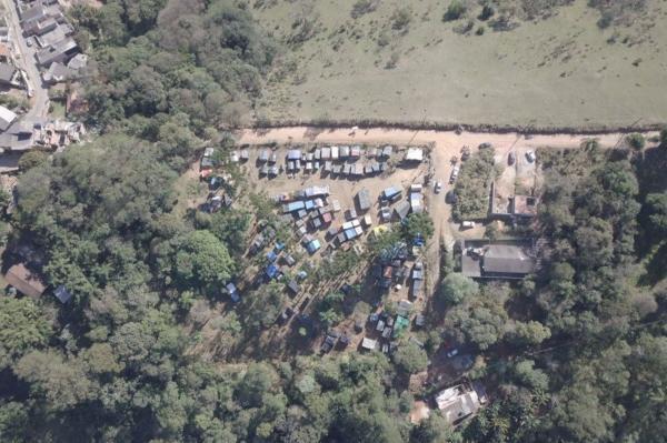 Justiça determina reintegração de posse da Ocupação dos Queixadas no Polvilho