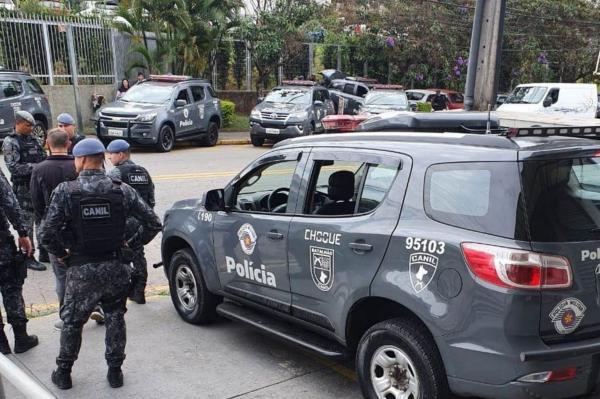 Operação policial termina com dois mortos em Várzea Paulista