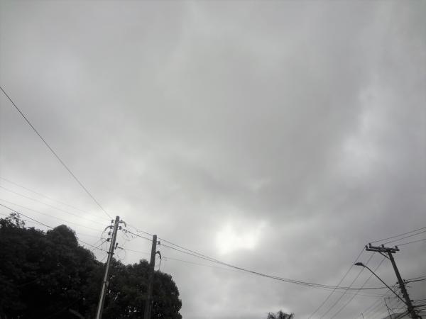 Segunda-feira começa com frio e tempo instável em Cajamar e região