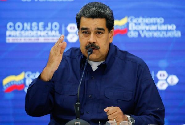 Maduro anuncia chegada de 300 toneladas de ajuda humanitária